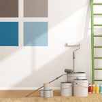 How to choosing interior paint colours