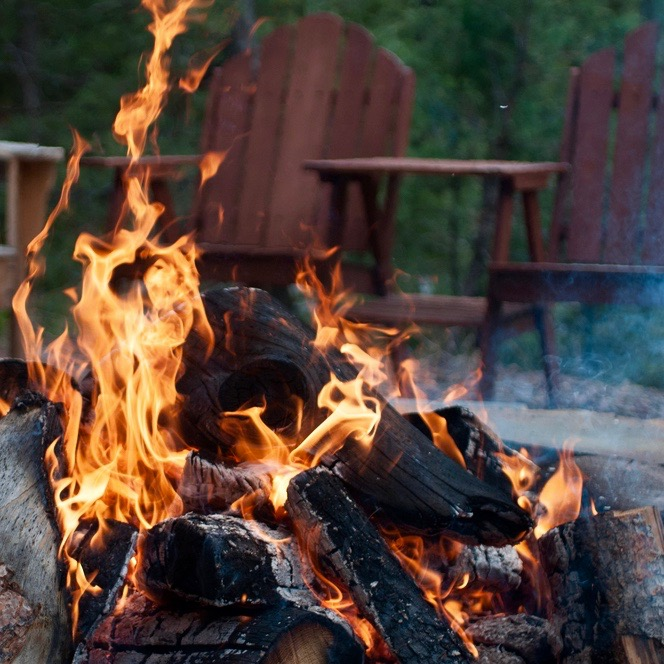 How to build the perfect fire pit