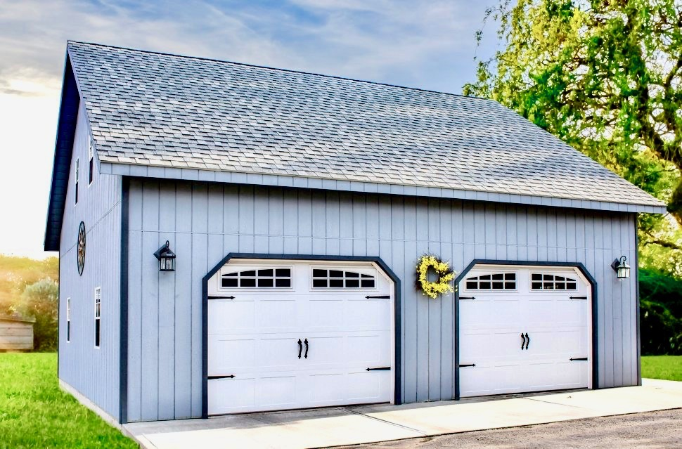 Prefab Garages Buildings Chimo, How Much Is A Prefabricated Garage